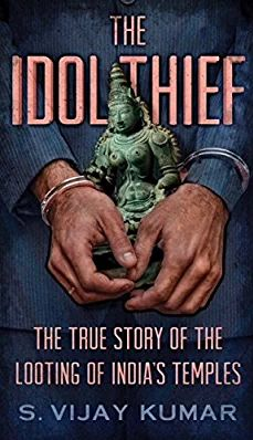 Book Review — The Idol Thief by S. Vijay Kumar