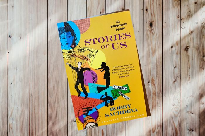 Book Review -  Stories Of Us: 41 Short Stories Of The Common Man By a Common Man by Bobby Sachdeva