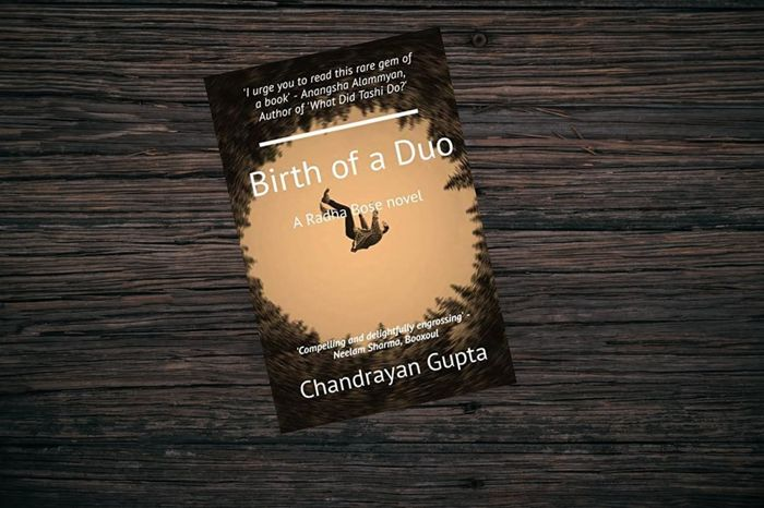 Book Review - Birth of a Duo by Chandrayan Gupta