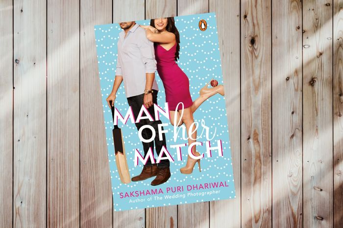 Book Review-Man of her Match by Sakshama PuriDhariwal